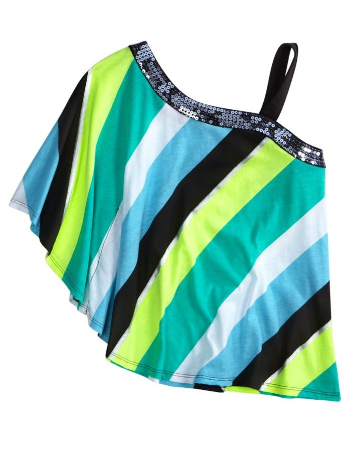 Justice Clothes for Girls Outlet | Girls Clothing | Circle Tops | Patterned ... | Justice clothing