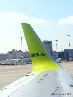 Călătoriile lui Dejan: Întâlnirea cu vikingii - Riga, Iulie 2014 (Air Baltic)