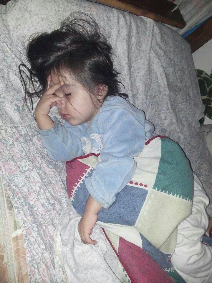 Quando você dormi pensando nós problemas da vida
