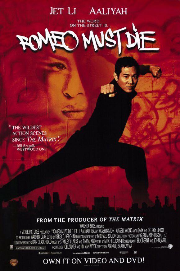 Romeo Must Die 11x17 Movie Poster (1999)