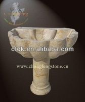 Decorative Marble Laveabo Sinks Lavabo Basin