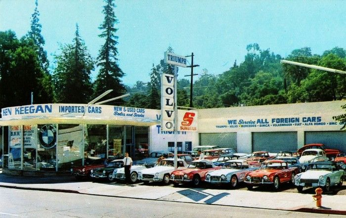Los Gatos, California, 1960s | Hemmings Daily