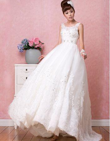 985 best wedding dresses images on Pinterest   Wedding frocks ...