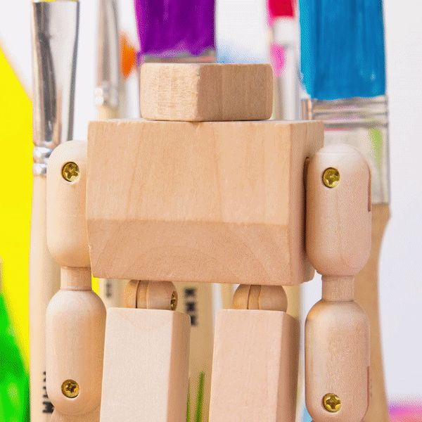 how to build a robot from scratch for kids
