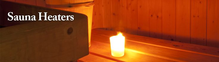 Sauna Heater: Choose between a convenient electric sauna heater or a real woodburning sauna heater for that authentic sauna experience.