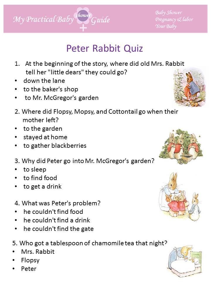 baby-shower-game-peter-rabbit-quiz.jpg (720×960)