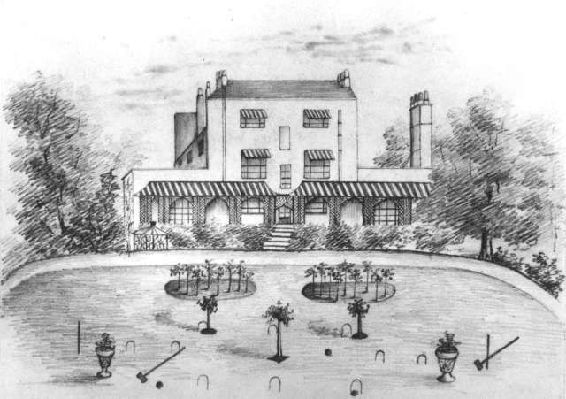 Brockley Hall was occupied from about 1845 by the Noakes family. They owned a brewery in Bermondsey, but also farmed at Brockley. The house was demolished in 1931 and Brockley Hall Road, Bearsted Rise, Horsmonden Road and Sevenoaks Road were built over the grounds and fields.