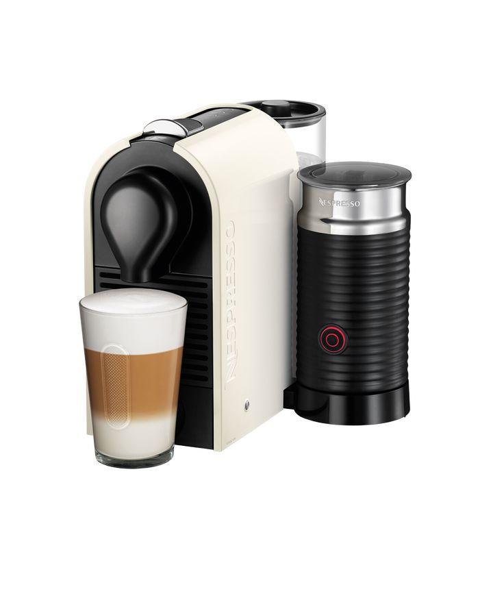UMilk Pure Cream   Kaffemaskin   Nespresso