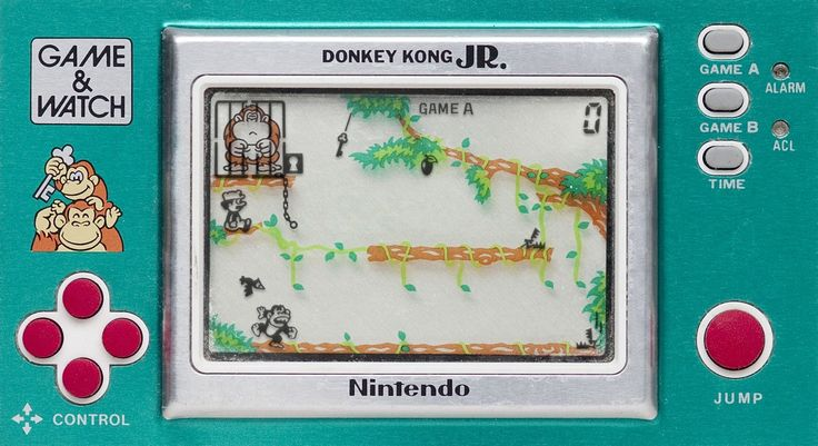 Donkey Kong Jr - Game & Watch  dkjrgameandwatch.jpg