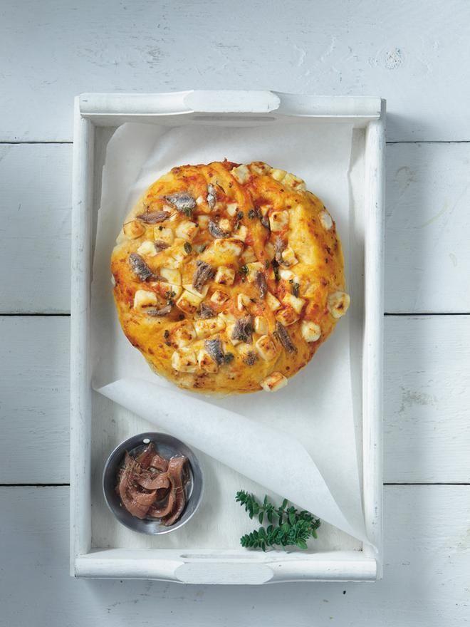 Σικελική πίτσα