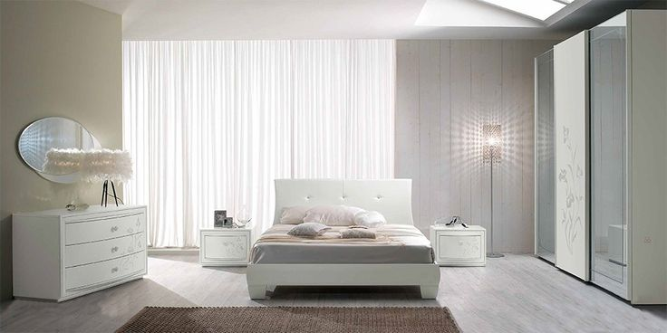 Modern Bed / Bedroom Set Lux 04 by Spar - $2,199.00
