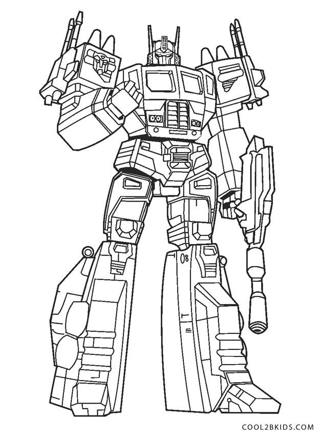 - Free Printable Transformer Coloring Pages For Kids Cool2bKids In 2020 Transformers  Coloring Pages, Coloring Pages To Print, Coloring Pages