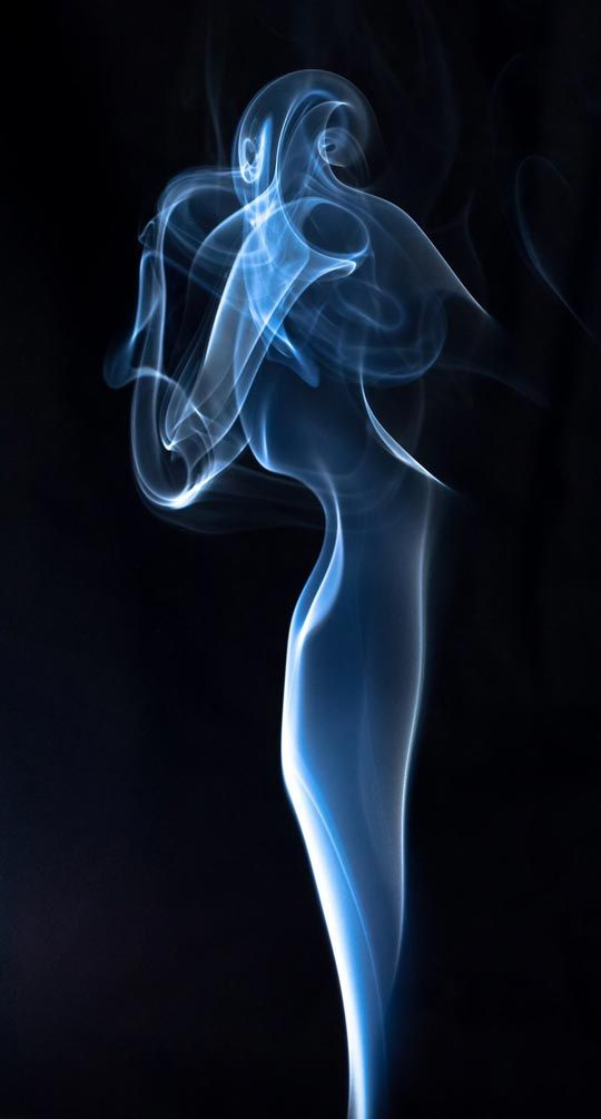 Smoke, by Steve Wampler – A very sensuous-looking smoke trail that, for me, recalls the female form. At the same time, it evokes the idea of a fragile relationship and the possibility that the affection between two people will dissipate.