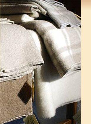 Lana di pecora - Lavorazione per ottenere coprimaterasso, coperte e tappeti