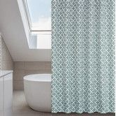 Found it at Wayfair - Madison Polyester Shower Curtain Set