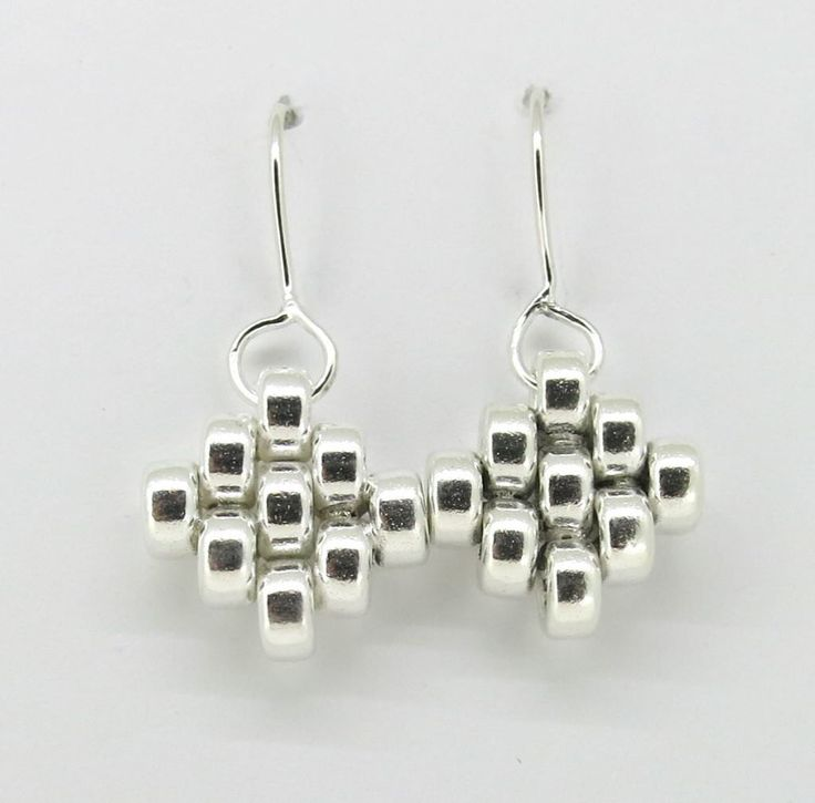 "New sterling silver ""Humpty Dumpty"" earrings - just $40(AUD) from mhoriginals.com.au ❤️"