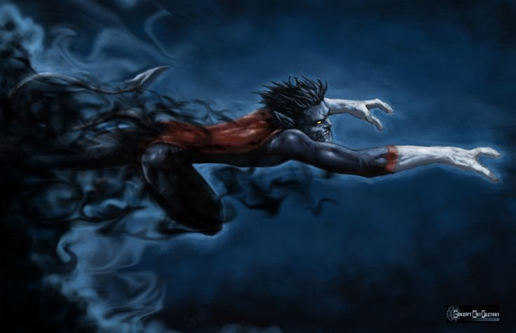 Nightcrawler BAMF by ~alo4477