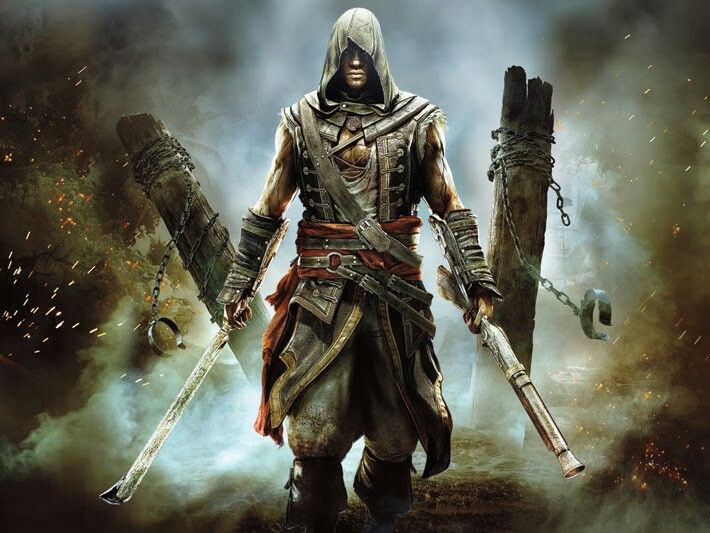 Assassin's Creed 4 | JUEGOS | Pinterest | Pirates, Awesome ...