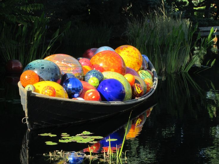 'Chihuly' Exhibit Breaks Attendance Records For DBG