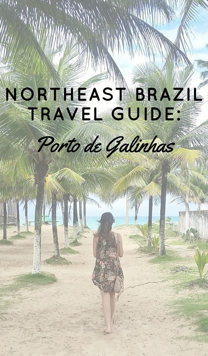 Are you planning to travel to South America? The tropical northeast of Brazil is well worth adding to your itinerary, especially Porto de Galinhas in the state of Pernambuco. With bright turquoise water and stunning natural pools, this is the perfect destination to sit back, relax and crack open and nice cold... coconut. Click the image to read the whole guide now! StoryV Travel & Lifestyle