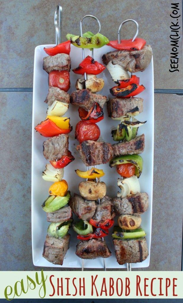 Easy Beef Shish Kabob Recipes