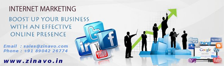Zinavo Technologies is the Best Internet Marketing and SEO Service Company in Bangalore