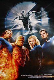 Fantastic Four: Rise of the Silver Surfer (2007) - IMDb