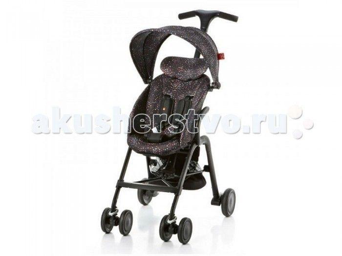 Прогулочная коляска GB T-Bar D330J  Прогулочная коляска GB T-Bar D330J - удобная и компактная городская прогулочная коляска в стильном, ярком и оригинальном дизайне.   Стильная и удобная т-образная рукоятка с регулируемой высотой в 3-х положениях. Спинка коляски регулируется в 2-х положения, что позволяет Вашему малышу чувствовать себя уютно и комфортно во время прогулок. Безопасность малыша обеспечивают пятиточечные ремни с мягкими накладками.  Особенности: коляска предназначена для детей…