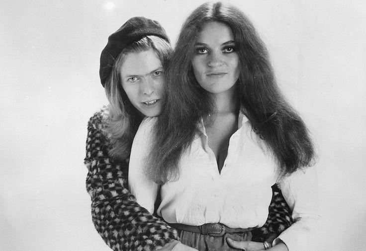 David Bowie & Dana Gillespie, 1971