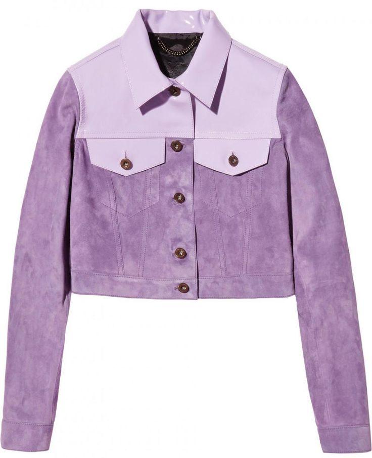 Burberry Prorsum - Lavendel kleurige jas - Power Powders