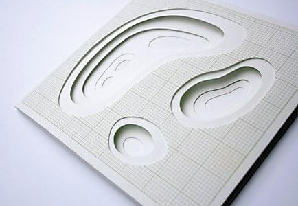 Layered die-cuts    Sonic Brat CD packaging by Asylum Creative