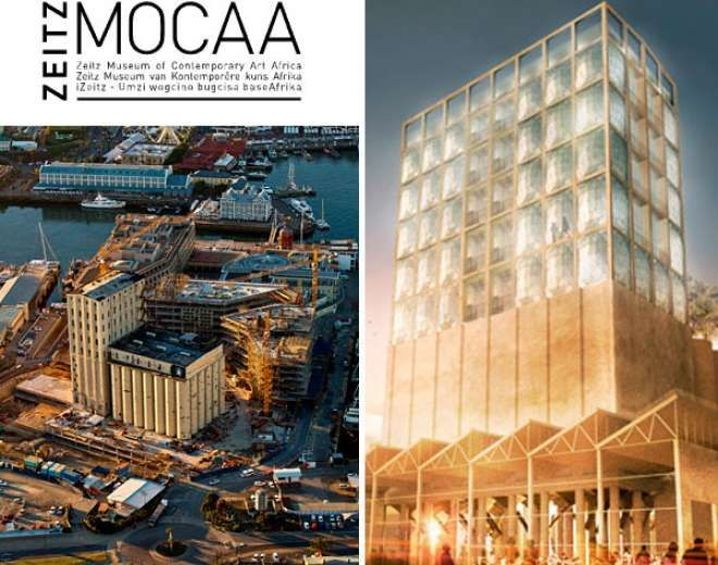 [INTERESTING] Have you seen the inside of the new @ZeitzMOCAA in Cape Town? It's breathtaking! Have a look for yourself in this feature video by @10and5 #MuseumWatch http://bit.ly/2xKNuNp