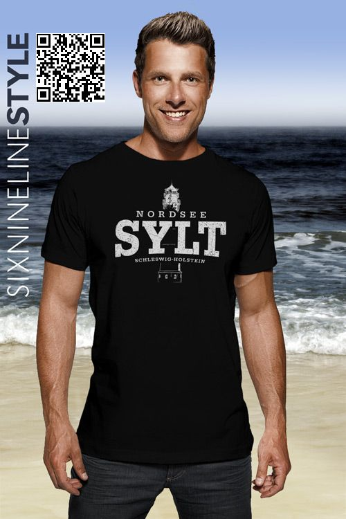 T-Shirt 'Nordsee Sylt' http://sixnineline.spreadshirt.de/customize/product/27084865/sb/l/view/1