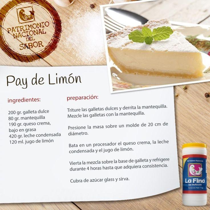 Pay de limon
