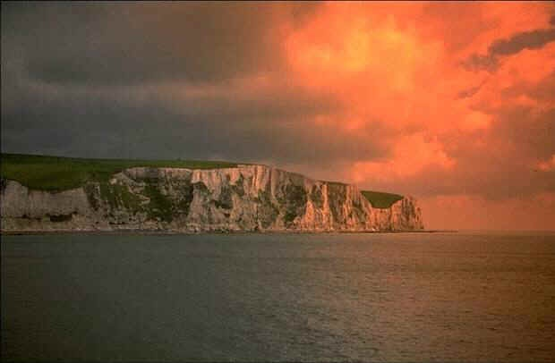 The White Cliffs of Dover, Ireland: Travel