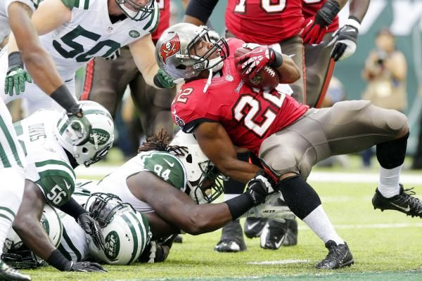 Tampa Bay Buccaneers running back Doug Martin is suspended for the first three games of the season, but he might not get his job back from…