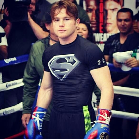 "Most people assume Canelo Alvarez would be Irish because oh his red hair and eyebrows but Canelo was born in Mexico and lived there a good amount of his life. Speaks perfect spanish and people still call him the ""Irish Warrior"" People in Irish claim him but he claims Mexico."