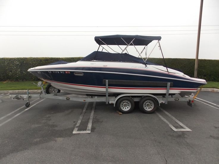 Four Winns 230 Horizon 2005 Ontario Boat For Sale | Sun Country Marine
