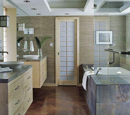 17 best images about inspiring design feng shui zen for Feng shui bathroom design