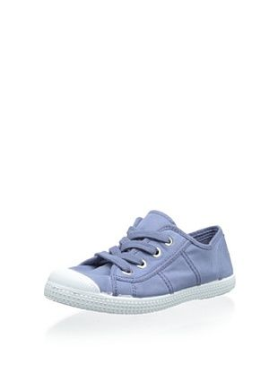 45% OFF Cienta Kid's Lace-Up Sneaker (Azul)