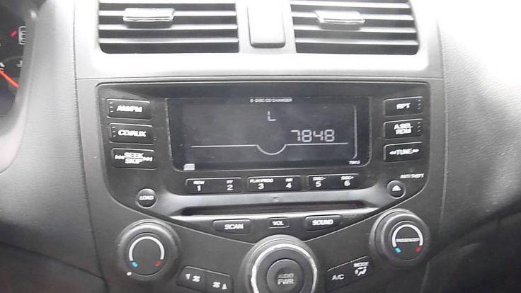 Honda Accord 2003 Radio Code - http://carenara.com/honda-accord-2003-radio-code-8265.html 2000 Honda Accord Radio Code Reset. Wiring. All About Wiring Diagram intended for Honda Accord 2003 Radio Code 2002 - 2003 Honda Accord Radio Unlock /reset - Youtube with Honda Accord 2003 Radio Code Honda Accord Radio Unlock Instructions And Codes - Youtube for Honda Accord 2003 Radio Code 2004 Honda Accord, Radio Code Locked - Youtube within Honda Accord 2003 Radio Code 2003-2007 Honda