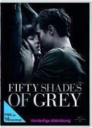 Fifty Shades of Grey - Geheimes Verlangen (Unveröffentlichte Filmversion, Original-Kinofassung)