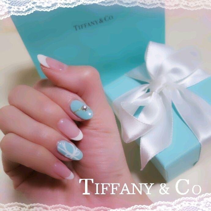 TIFFANYネイル♥ |AneCan系ファッション通販ブログ