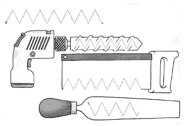 Schrijfmotoriek; gereedschap
