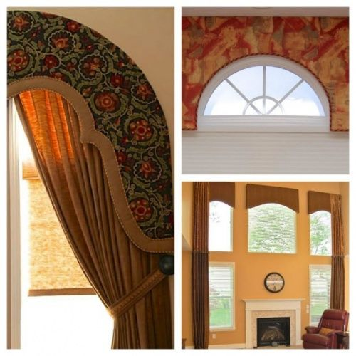 188 Best Images About Tall Window Treatments On Pinterest