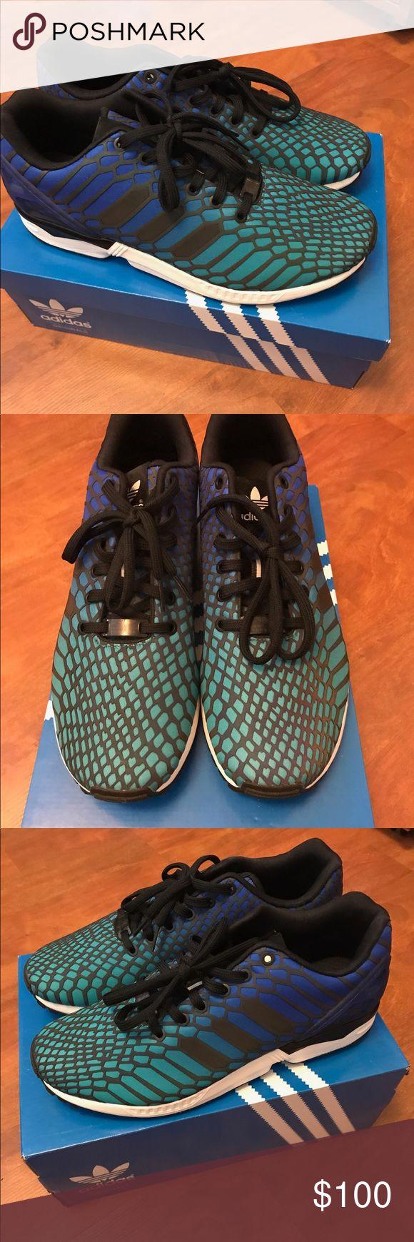 Mans Adidas zx flux Adidas zx flux adidas Shoes Sneakers
