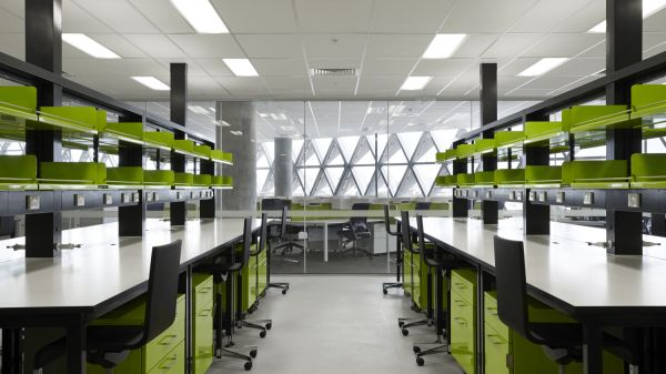 The South Australian Health and Medical Research Institute by Cundall (Architect: Woods Bagot) | Architecture And Design