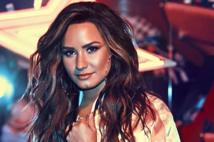 "American singer-songwriter Demi Lovato dropped a music video for ""Sorry Not Sorry"" directed by Hannah Lux Davis."