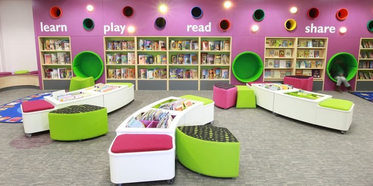 primary school library ideas - Google Search