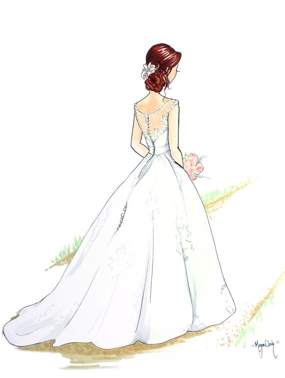 76 best images about wedding drawings on pinterest